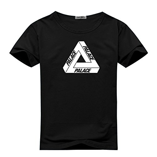 Palace Hipsterl For 2016 Boys Girls Printed Short Sleeve tops t shirts