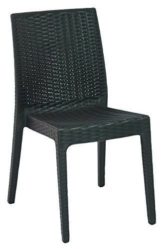 Chaise de jardin pvc jusqu 34 d co maison - Chaise black friday ...