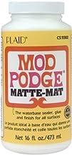 Mod Podge CS11302 Original 16-Ounce Glue Matte Finish