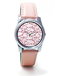 PosterguyParty Flyer Pattern Women Wrist Watches