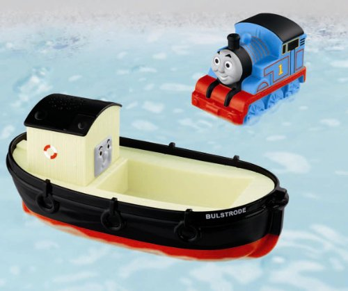 Fisher-Price My First Thomas the Train Thomas & Bulstrode Bath Buddies - 1