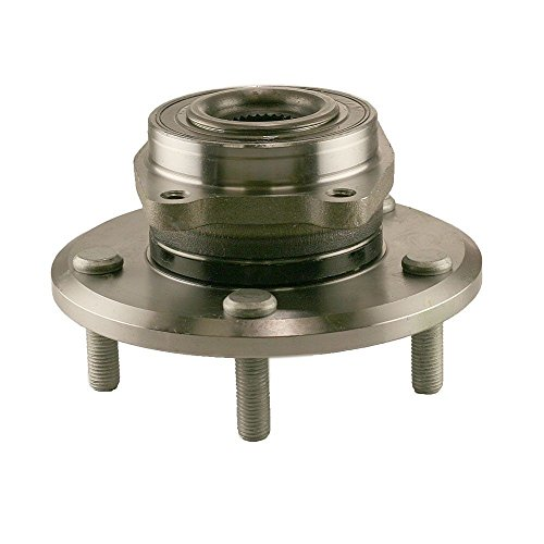 Detroit Axle Front Driver or Passenger Side Complete Wheel Hub and Bearing Assembly 2009-2015 Dodge Journey (2009 Dodge Journey Wheel Bearing compare prices)
