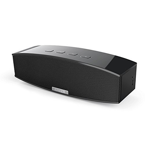 Anker-Premium-Stereo-Bluetooth-40-Speaker-A3143-20W-Output-from-Dual-10W-Drivers-with-Two-Passive-Subwoofers-Portable-Wireless-Speaker-for-iPhone-iPad-Samsung-Nexus-HTC-and-More