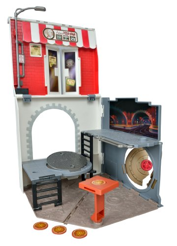 Teenage Mutant Ninja Turtles Anchovy Alley Pop-Up Playset