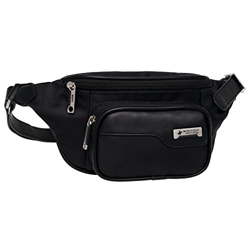 Beverly Hills Polo Club 5097151 Sacca, Poliestere, Nero, 35 cm