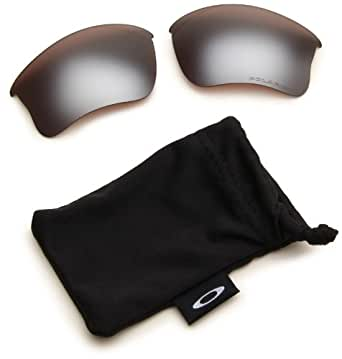 Oakley Flak Jacket 43-337 Polarized Lens,Multi Frame/Black Lens,One Size