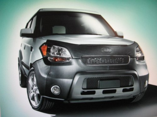 2010 2011 Kia Soul Front Mask, (base, ! & +) w/out body kit