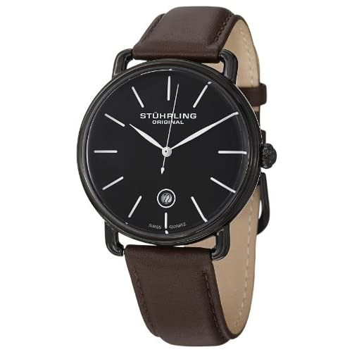 Best 11 Mens Luxury Wristwatches With Leather Strap