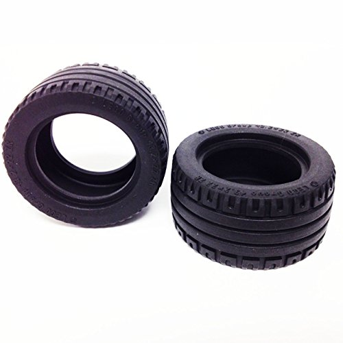 Lego Parts: Tire 43.2 x 22 ZR (PACK of 2) - 1