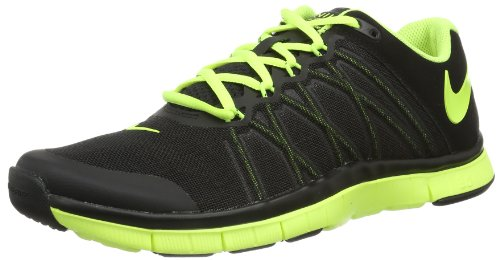 Nike Free Trainer 3.0 Men'S Training Shoe, Black/Yellow, Us12