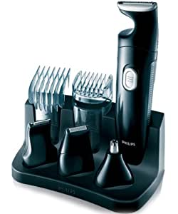 Philips QG3150 7-In-1 Rechargeable Body Grooming Kit