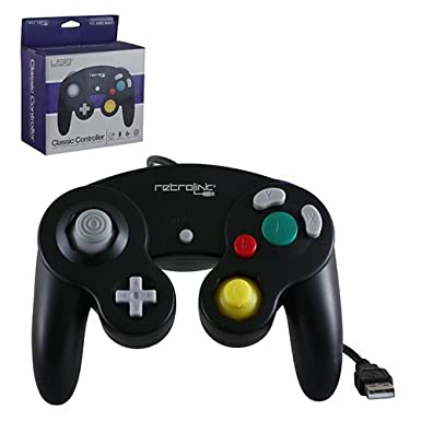 Amazon.com: Retro Link GameCube Style USB Wired Controller: Linux: Video Games