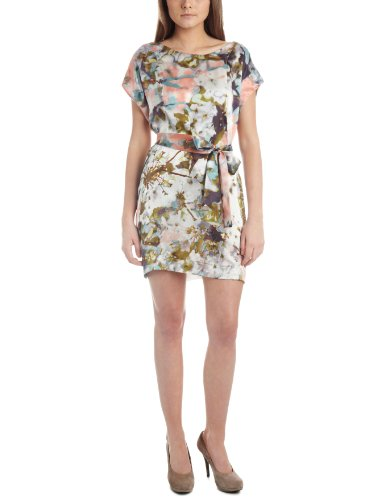Full Circle Astral Belted Tunic Dress Summerbl