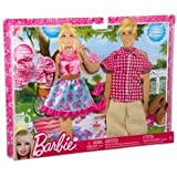 Barbie Fashionista Dreamlife Clothes - His and Hers Dating Ken and Barbie Clothes Set - Picnic