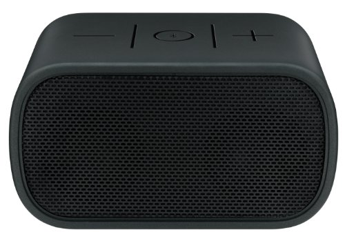 Logitech UE 984-000298 Mobile Boombox Bluetooth Speaker and Speakerphone (Black Grill/Black)