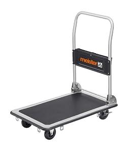 Meister 8985540  Plattformwagen 300 kg Profi klappbar