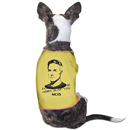 LOVE-Cool NCIS GIBBS SLAP Pet Dog Clothes.