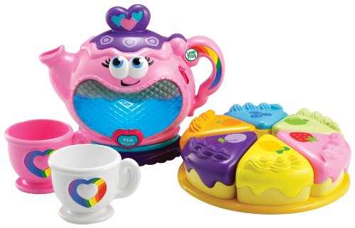 LeapFrog Musical Rainbow Tea Party Role Play