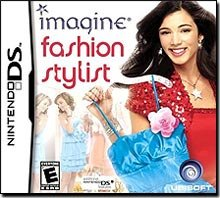 Ubi Soft Imagine: Fashion Stylist (Nintendo DS) for Nintendo DS for Age - All Ages (Catalog Category: Nintendo DS / Simulations)