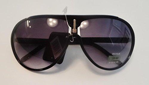 Pugs Gear Ovals Sunglasses Black
