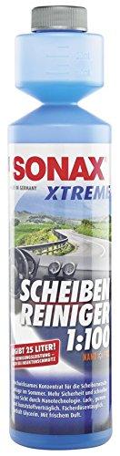 sonax-271141-xtreme-scheibenreiniger-1100-nanopro-250ml-ergeben-25-l-reinigungsflussigkeit