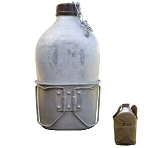 French Aluminum Canteen by Sturm Military Surplus