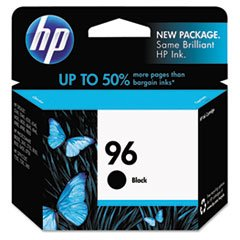 HP 96 Black Original Ink Cartridge (C8767WN)