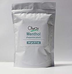 Menthol. (Peppermint Phool) 250gm