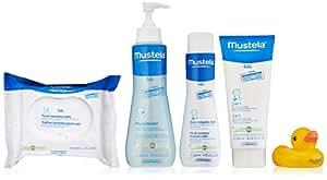 Mustela Bathtime Bubbles Set