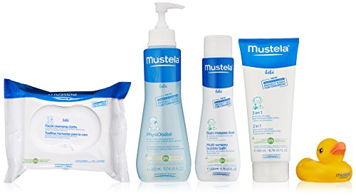 Mustela Bathtime Bubbles Set