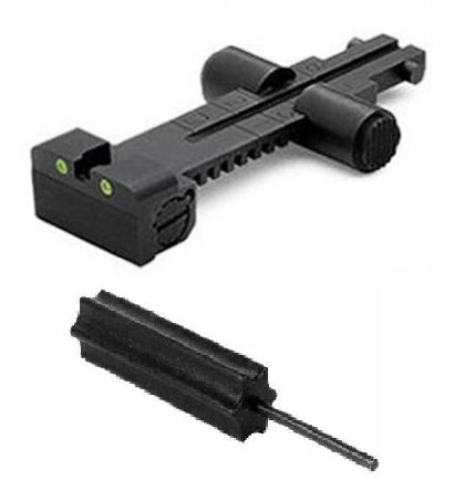 Meprolight The Mako Group Ml33110R.S Ak-47 Night Sight Rear Sight + Ultimate Arms Gear Pro Disassembly 3/32 Pin Punch Armorers Gunsmith Tool