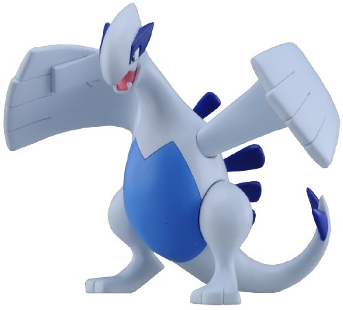 Takaratomy MHP-06 Official Pokemon X and Y Lugia Figure - 1