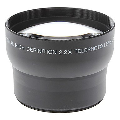 Universal 62Mm 2.2X Telephoto Lens
