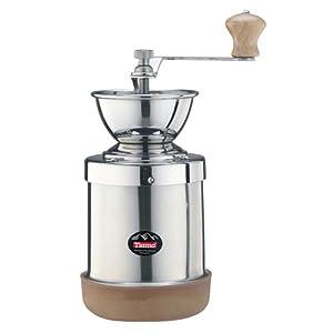 Homemaker Coffee Grinder : Cafe de Tiamo Stainless Steel Hand Coffee Grinder Skerton (HG6063): Amazon.co.uk: Kitchen & Home