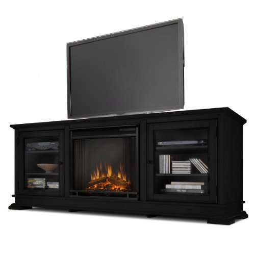 Real Flame Hudson Ventless Gel Fireplace in Espresso picture B004JYUL4I.jpg