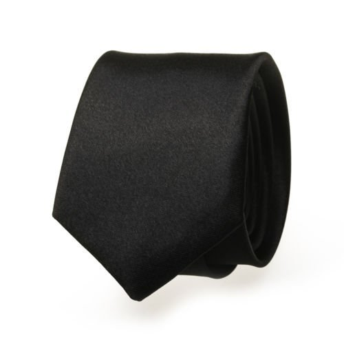 DatConShopTM-Mens-Necktie-Neck-Tie-Black-Polyester-for-Suit-Formal-Wedding-Dinner-Party