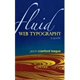 Fluid Web Typographyby Jason Cranford Teague