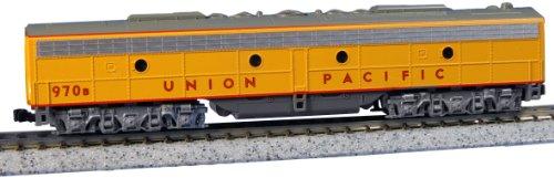 Kato Usa Model Train Products Emd E9B #970B Union Pacific N Scale Train