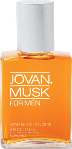 Jovan - Musk for men, Dopobarba, 118 ml