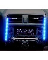 音に合わせて 光る サウンド コントロール LED ライト 点灯 & 点滅 切替可能