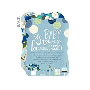 baby shower invitations precious party health