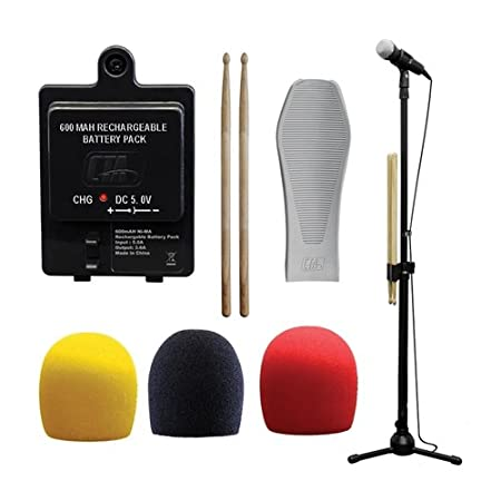 Rock Band 8-in-1 Starter Kit