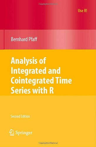 Analysis of Integrated and Cointegrated Time Series with R (Use R)