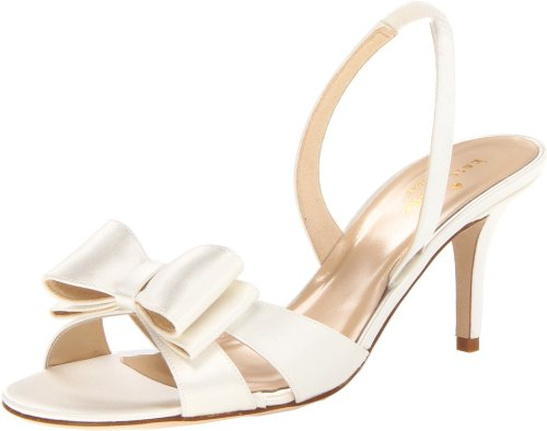 Kate Spade New York Women'S Micah Dress Sandal,Ivory,9.5 M Us