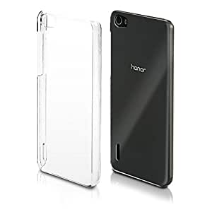 Scudomax Back Cover For Huawei Honor 6 Back Cover Case - Transparent