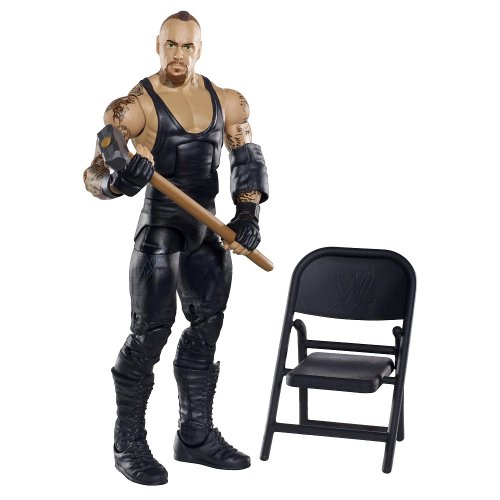 WRESTLING Mattel WWE Wrestling Elite Exclusive 20-0 Action Figure Undertaker at Sears.com