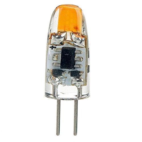 Neverland 1,5W G4 LED COB Leuchte Lampe Stiftsockel Birne Xmas Licht Dimmbar AC DC 12V