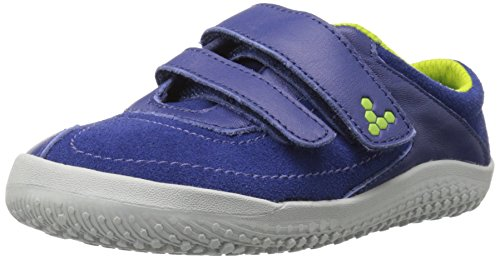Vivobarefoot Reno Kids Barfußschuhe Jungs und Mädchen blau thumbnail