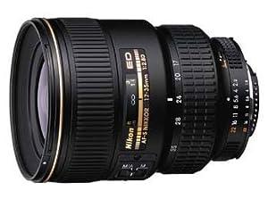 Nikon 17-35mm f/2.8D ED-IF AF-S Zoom Nikkor Lens for Nikon Digital SLR Cameras from Nikon