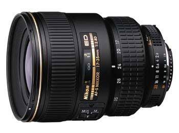 Nikon Af-S 17-35/2.8D If Zoom Nikkor